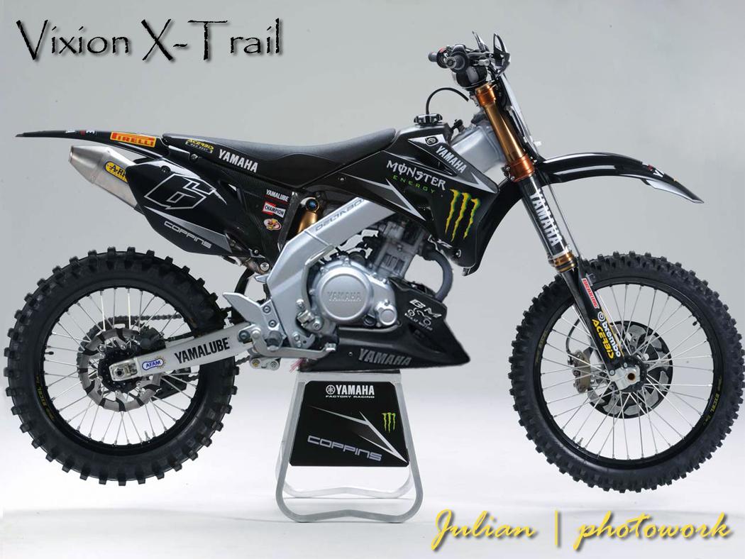 Trail Vixion MOTOGOKIL